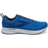 Cipők Férfi Futócipők Brooks Levitate 5 Kék