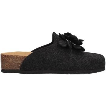 Cipők Női Mamuszok Bionatura 12CANAZ-FI-FLA11 ANTHRACITE