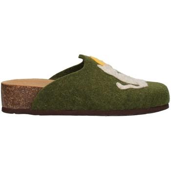 Cipők Női Mamuszok Bionatura 12GAT20-I-FELV74 GREEN