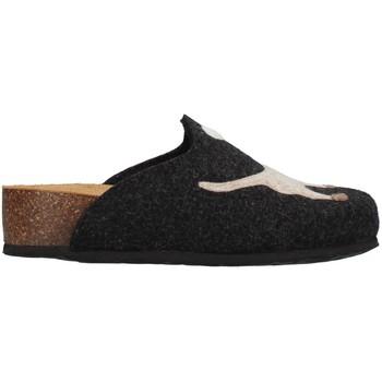 Cipők Női Mamuszok Bionatura 12ARGO-I-FELA118 ANTHRACITE