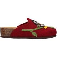 Cipők Női Mamuszok Bionatura 12GUFO-I-FELB503 BORDEAUX