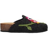 Cipők Női Mamuszok Bionatura 12GUFO-I-FELA118 ANTHRACITE