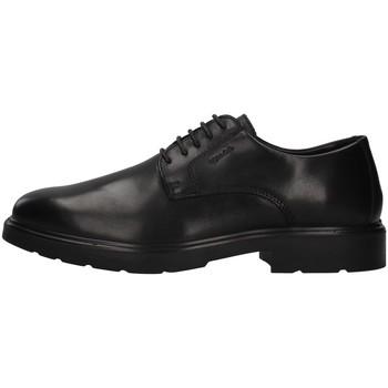 Cipők Férfi Oxford cipők IgI&CO 8100300 BLACK