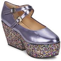 Cipők Női Félcipők Minna Parikka KIDE Lila / Sokszínű