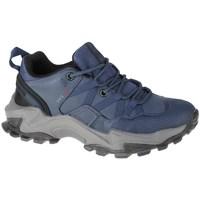 Cipők Férfi Rövid szárú edzőcipők Big Star II174114 Kék