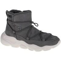 Cipők Női Magas szárú edzőcipők Big Star II274264 Szürke