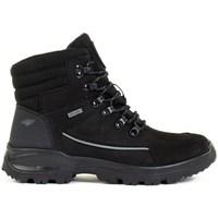 Cipők Női Magas szárú edzőcipők 4F OBDH250 Fekete
