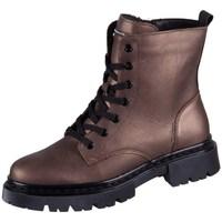 Cipők Női Magas szárú edzőcipők Bullboxer 610504E6LC Barna