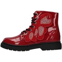 Cipők Lány Csizmák Lelli Kelly LK4540 RED