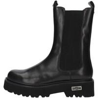 Cipők Női Bokacsizmák Cult CLW326700 BLACK