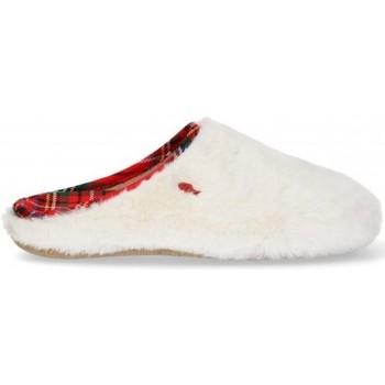 Cipők Női Mamuszok Hot Potatoes ZAPATILLAS CASA MUJER  64289 Fehér