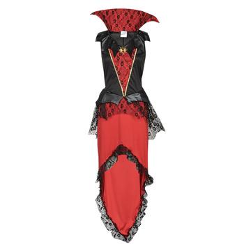 Ruhák Lány Jelmezek Fun Costumes COSTUME ADOLESCENT BLOODTHIRSTY QUEEN Sokszínű