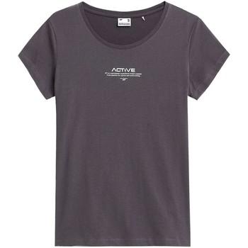 Ruhák Női Rövid ujjú pólók 4F TSD020