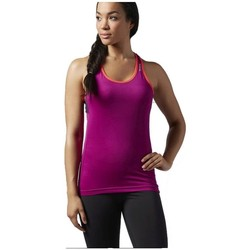 Ruhák Női Trikók / Ujjatlan pólók Reebok Sport Wor Lbt Rózsaszín