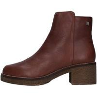 Cipők Női Bokacsizmák CallagHan 29502 LEATHER