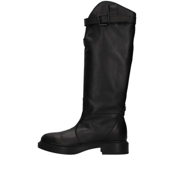 Cipők Női Városi csizmák Janet&Janet 02150 BLACK