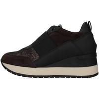 Cipők Női Rövid szárú edzőcipők Melluso R25535 BRONZE