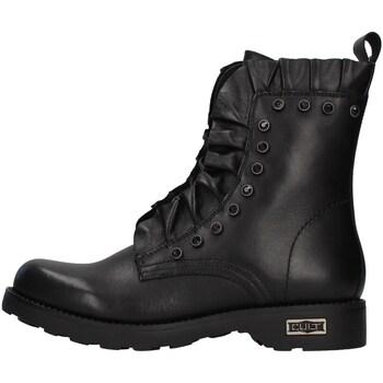 Cipők Női Bokacsizmák Cult CLW320200 BLACK
