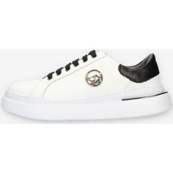 Cipők Női Rövid szárú edzőcipők Byblos Blu BB040 Fehér