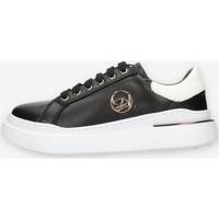 Cipők Női Rövid szárú edzőcipők Byblos Blu BB040 Fekete
