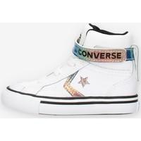 Cipők Lány Magas szárú edzőcipők Converse 771534 Fehér