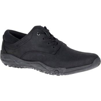 Cipők Férfi Rövid szárú edzőcipők Merrell Helixer 2 Barna