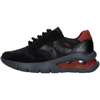 Cipők Női Rövid szárú edzőcipők CallagHan 45807 BLACK