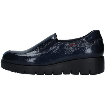 Cipők Női Mokkaszínek CallagHan 89878 BLUE