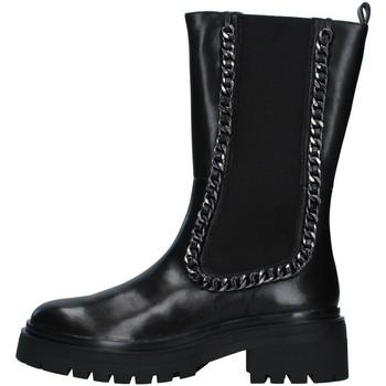 Cipők Női Városi csizmák Apepazza F1COMBAT17/LEA BLACK