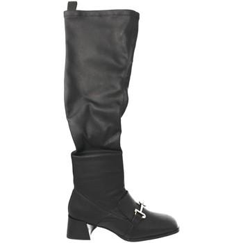 Cipők Női Csizmák Jeannot  Negro