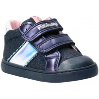 Cipők Lány Magas szárú edzőcipők Pablosky 58279 Kék