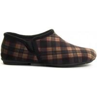Cipők Férfi Mamuszok Northome 71996 BROWN