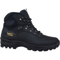Cipők Férfi Túracipők Grisport 14502D10G Fekete