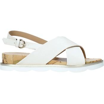 Cipők Női Szandálok / Saruk Alviero Martini E894 9543 Fehér