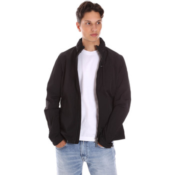 Ruhák Férfi Steppelt kabátok Ciesse Piumini 215CPMJ21409 N3A11X Fekete