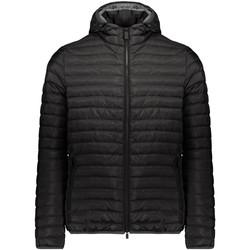 Ruhák Férfi Steppelt kabátok Ciesse Piumini 195CFMJ00126 N021D0 Fekete