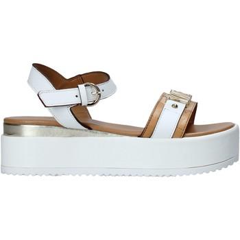 Cipők Női Szandálok / Saruk Alviero Martini E092 578A Fehér