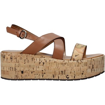 Cipők Női Szandálok / Saruk Alviero Martini E095 578A Barna