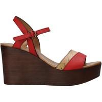 Cipők Női Szandálok / Saruk Alviero Martini E102 422A Piros