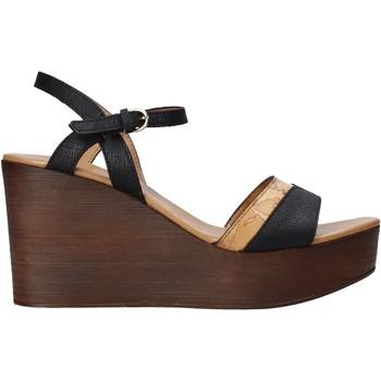 Cipők Női Szandálok / Saruk Alviero Martini E102 422A Fekete