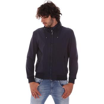 Ruhák Férfi Kabátok Les Copains 9UB083 Kék