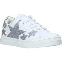 Cipők Gyerek Rövid szárú edzőcipők Balducci BS520 Fehér