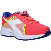Cipők Gyerek Rövid szárú edzőcipők Diadora 101175596 Rózsaszín