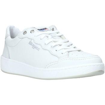 Cipők Női Rövid szárú edzőcipők Blauer F1OLYMPIA01/LEA Fehér