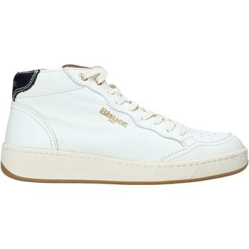 Cipők Női Magas szárú edzőcipők Blauer F1OLYMPIA05/LEA Fehér