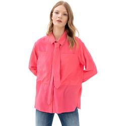 Ruhák Női Ingek / Blúzok Fracomina F321WT6001W41801 Rózsaszín