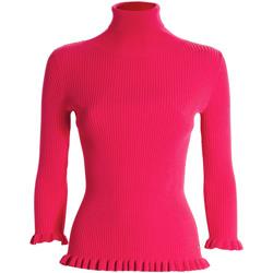 Ruhák Női Pulóverek Fracomina FR21WT7011K41401 Rózsaszín