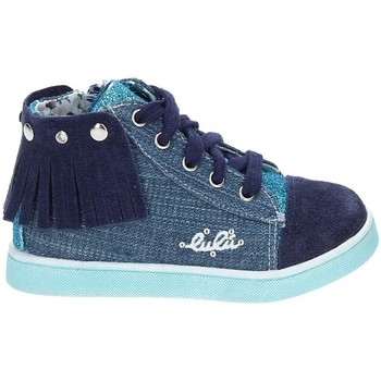 Cipők Gyerek Divat edzőcipők Lulu LX070033T Kék