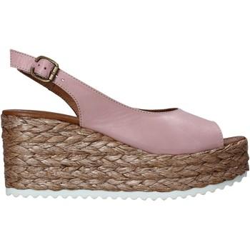 Cipők Női Félcipők Bueno Shoes N3603 Rózsaszín