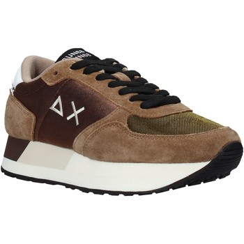 Cipők Női Rövid szárú edzőcipők Sun68 Z41221 Barna